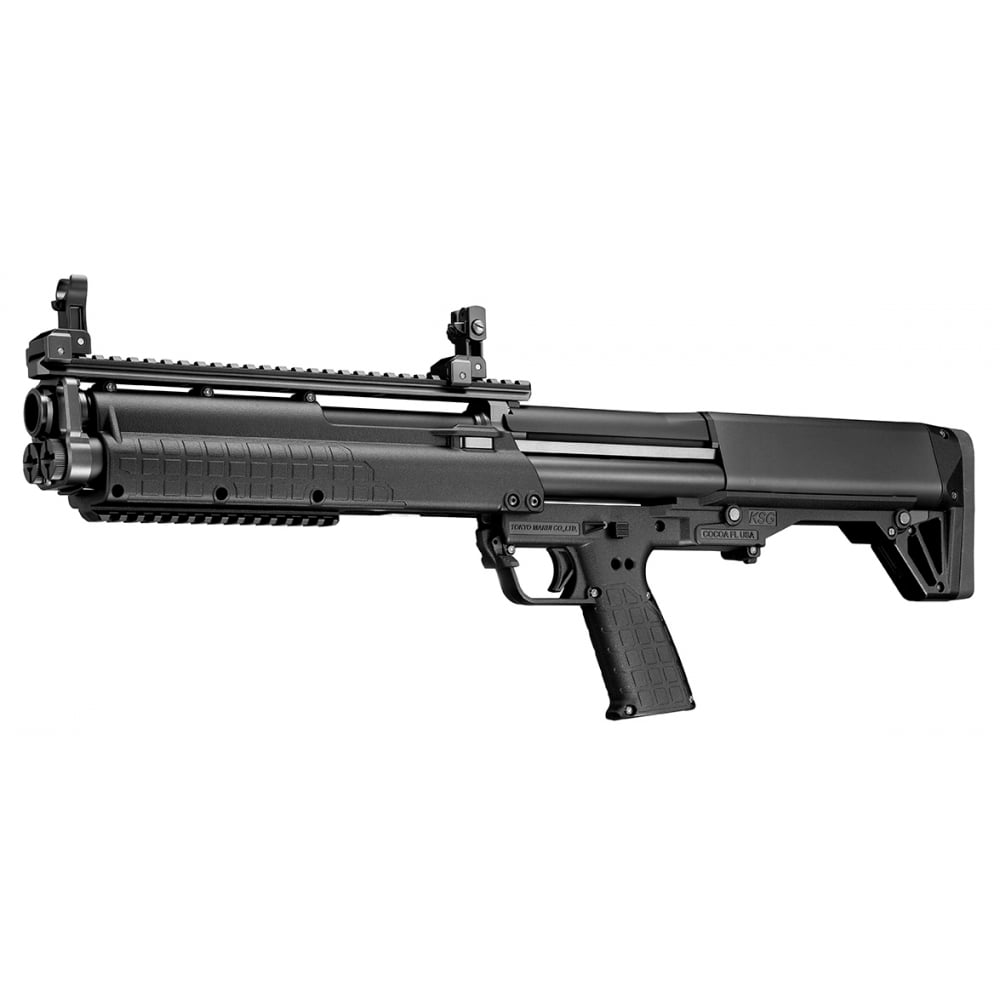Tokyo Marui Kel-Tec KSG gas shotgun - Airsoft Direct